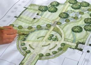 Paysagiste: architecte de jardin et parc
