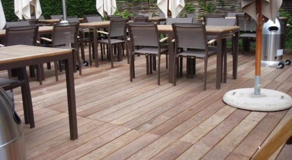 une terrasse en bois lasne geralds