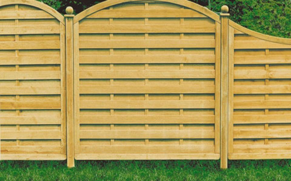 Les écrans de Jardin et les Panneaux en bois – Jardin et Decoration ...