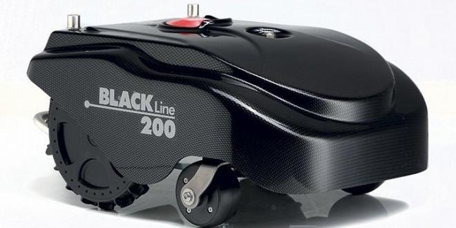 Tondeuse à gazon Robot Ambrogio L 200 Black