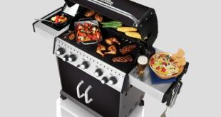 Le Barbecue Broil King en Belgique