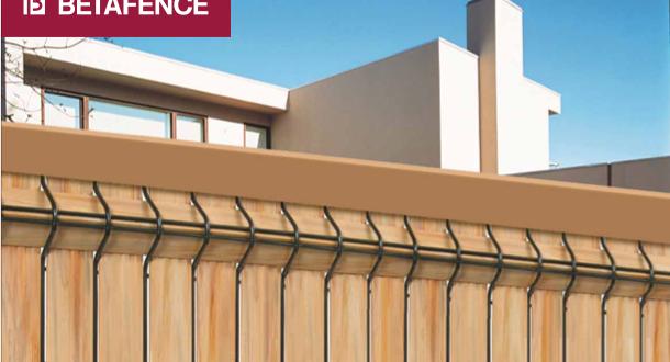 Occultation PVC pour Panneaux de Clôture