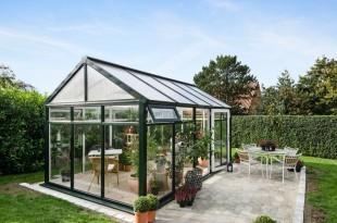 Serre de Jardin Namur
