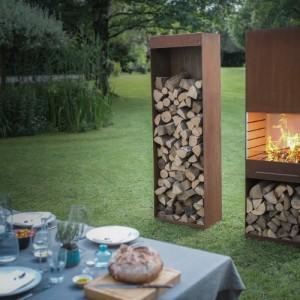 barbecue extérieur chez botton