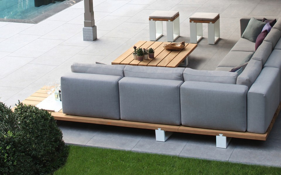 Salon de jardin Chaise longue à Liège – Jardin et Decoration ...