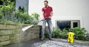 Votre allée de garage sera propre avec un nettoyeur haute pression ...