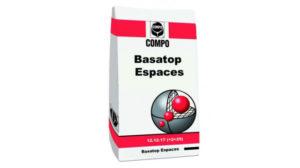 Spécificité de l'engrais enrobé Basatop Espace