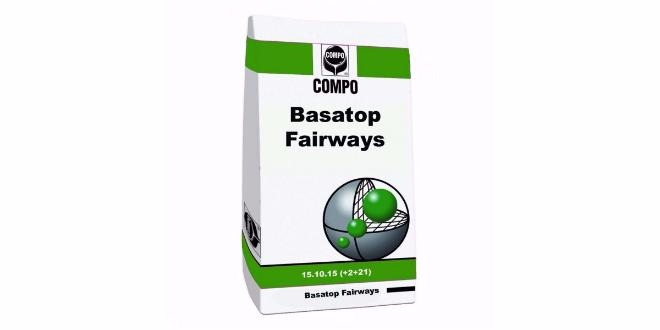 Spécificité de l'engrais enrobé Basatop Fairways