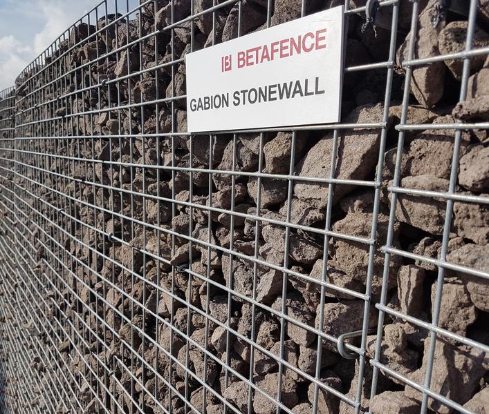 Gabion Stonewall de Betafence