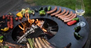 Barbecue Remundi Liege