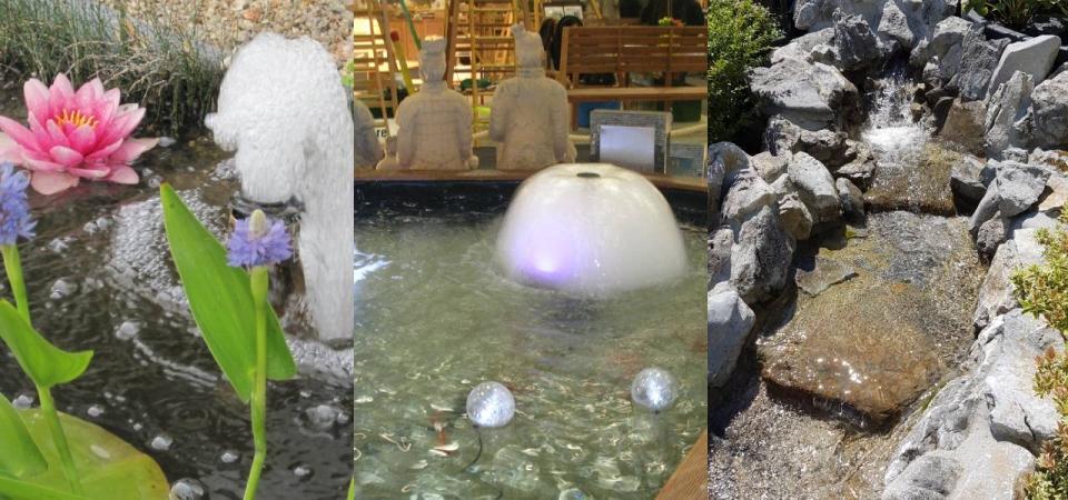 fontaine de jardin namur